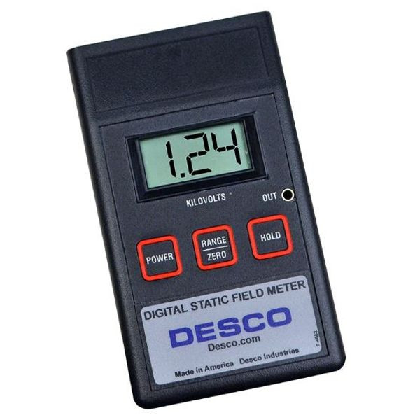 Desco 19492 Static Meter