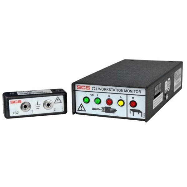 SCS 724 Workstation Monitor